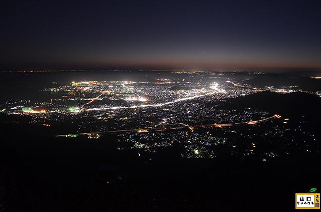 大平山の夜景_04