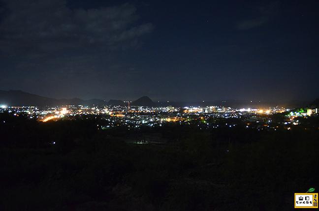 陶芸の村の夜景_03