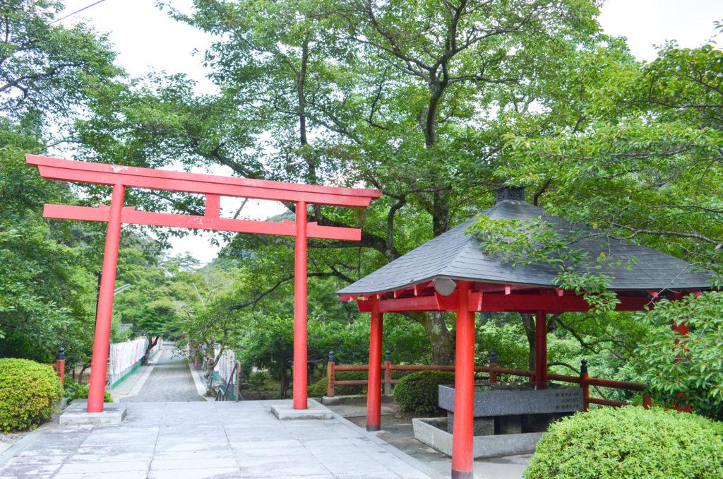大寧寺の夏