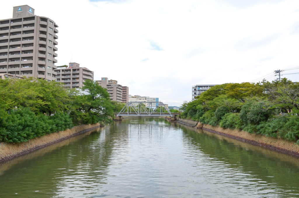 真締川公園