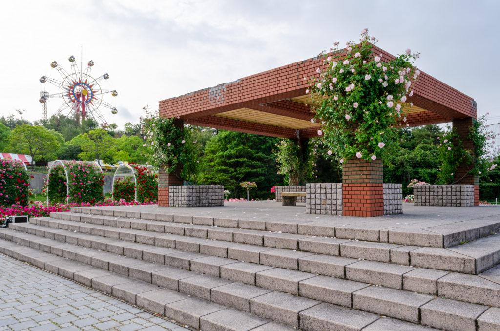 蜂ヶ峯総合公園の観覧車