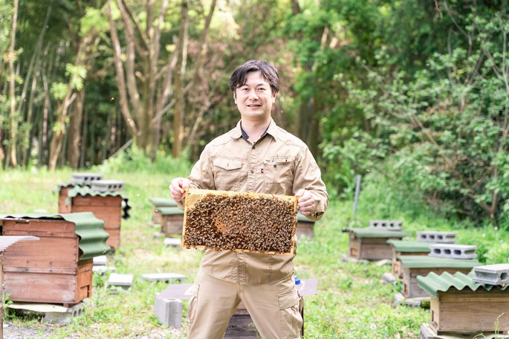 ときつ養蜂園の高級はちみつ作り。山口トップクラスの品質とこだわりを聞いてみた。