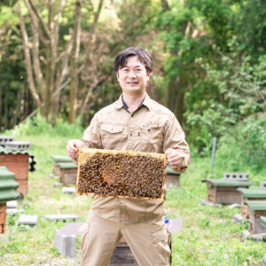 【山口県の高級はちみつ】ときつ養蜂園のオーガニックなはちみつ作りに密着。