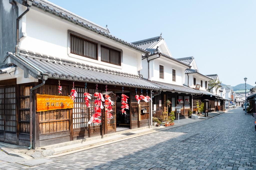柳井市の観光地