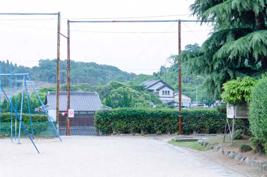 下松久保小学校グラウンド